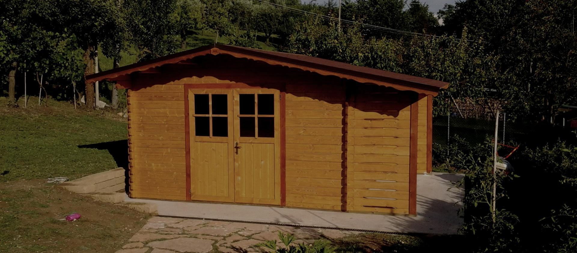 Romax casette in legno